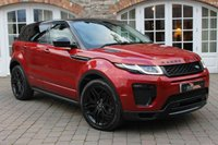 USED 2016 65 LAND ROVER RANGE ROVER EVOQUE 2.0 TD4 HSE DYNAMIC 5d AUTO 177 BHP BLACK CONTRAST ROOF - SAT NAV
