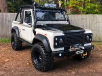 USED 1991 LAND ROVER DEFENDER 90 300TDi Pick up, convertible 4X4 EXPORT px swap