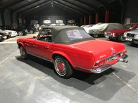 USED 1967 MERCEDES-BENZ SL 2.3 230 SL 2d