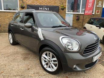 2011 MINI COUNTRYMAN 1.6 ONE D 5d 90 BHP £7990.00