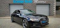 2012 AUDI A4 2.0 TDI SE 4d 134 BHP *HEATED SEATS* £7650.00