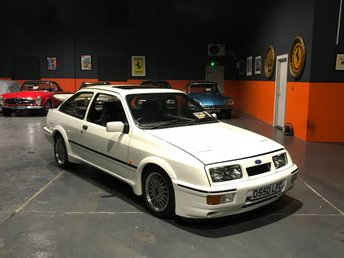 1986 FORD SIERRA RS COSWORTH  £54995.00
