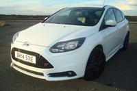 2014 FORD FOCUS 2.0 ST-2 5d 247 BHP £10995.00