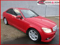 USED 2010 MERCEDES-BENZ C CLASS 2.1 C220 CDI BLUEEFFICIENCY AMG SPORT 4dr 170 BHP REALISTICALLY PRICED, EXCELLENT VALUE
