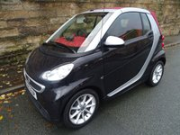 USED 2013 63 SMART FORTWO CABRIO 1.0 PASSION MHD 2d AUTO 71 BHP