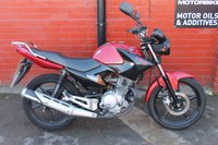 USED 2013 62 YAMAHA YBR 125 *Low Mileage, Long Mot, 3mth Warranty, Finance Available* A great commuter, Finance Available