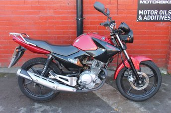 View our YAMAHA YBR 125