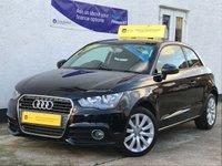 2012 AUDI A1 1.4 TFSI SPORT 3d 122 BHP £8995.00