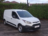 USED 2016 66 FORD TRANSIT CONNECT 1.5 240 P/V 1d 100 BHP One Owner From New, Low Mileage, Bluetooth, Tinted Glass, AUX, USB, Electric Windows, Ready To Drive Away In Under 1 Hour