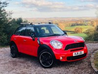 2011 MINI COUNTRYMAN 1.6 COOPER S ALL4 5d AUTOMATIC 184 BHP £9445.00
