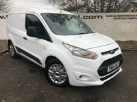 USED 2014 64 FORD TRANSIT CONNECT 200 1.6 TDCI  95 BHP  TREND L1**80 VANS IN STOCK**