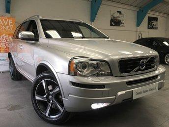 2013 VOLVO XC90 2.4 D5 R-DESIGN AWD 5d AUTO 200 BHP £21490.00