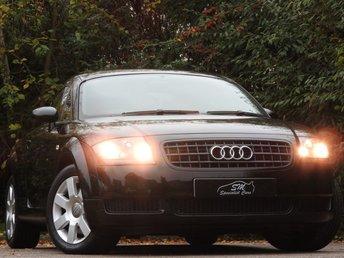 2006 AUDI TT 1.8 T 3d 190 BHP £6995.00