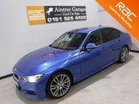 USED 2015 15 BMW 3 SERIES 2.0 318D M SPORT 4d AUTO 141 BHP FULLY LOADED WITH EVERY EXTRA