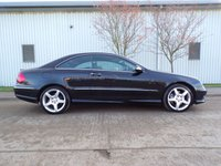 USED 2007 57 MERCEDES-BENZ CLK 3.0 CLK280 SPORT 2d AUTO 228 BHP SAT NAV LEATHER FULLY LOADED PART EXCHANGE AVAILABLE / ALL CARDS / FINANCE AVAILABLE