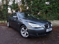 USED 2006 06 BMW 5 SERIES 2.5 525D SE 4d AUTO 175 BHP The Car Finance Specialist