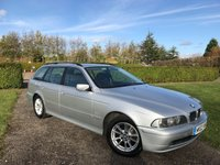 2002 BMW 5 SERIES 2.5 525I SE TOURING 5d AUTO 190 BHP Full BMW History ONE Owner!!!! £2195.00