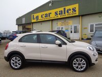 2016 FIAT 500X 1.4 MULTIAIR POP STAR 5d 140 BHP £10495.00