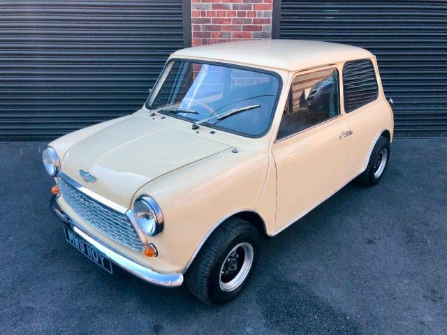 1982 AUSTIN MINI 1.0 CITY E px, swap