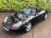 USED 2001 PORSCHE BOXSTER 2.7 Convertible PX SWAP German quality at a very affordable price.