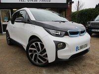 2015 BMW I3 0.6 I3 RANGE EXTENDER 5d AUTO 168 BHP £17000.00