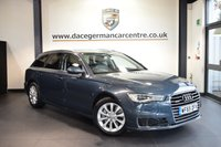 USED 2016 65 AUDI A6 AVANT 3.0 AVANT TDI QUATTRO SE 5DR AUTO 268 BHP full Audi service history *NO ADMIN FEES* FINISHED IN STUNNING AVIATOR BLUE WITH FULL LEATHER INTERIOR + FULL AUDI SERVICE HISTORY + SATELLITE NAVIGATION + BLUETOOTH + CRUISE CONTROL + DAB RADIO+ RAIN SENSORS + PARKING SENSORS + 18 INCH ALLOY WHEELS + QUATTRO 4WD SYSTEM