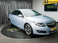 USED 2015 15 VAUXHALL INSIGNIA 2.0 SRI VX-LINE CDTI ECOFLEX S/S 5d 167 BHP £0 DEPOSIT FINANCE AVAILABLE, AIR CONDITIONING, AUX INPUT, BLUETOOTH CONNECTIVITY, CLIMATE CONTROL, CRUISE CONTROL, DAB RADIO, DAYTIME RUNNING LIGHTS, ELECTRONIC PARKING BRAKE, START/STOP SYSTEM, STEERING WHEEL CONTROLS, TRIP COMPUTER, USB CONNECTION