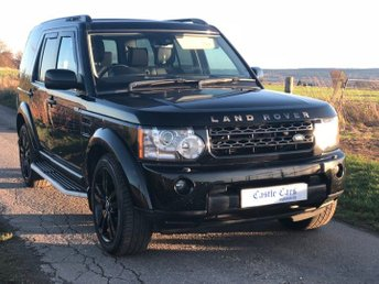 2011 LAND ROVER DISCOVERY 3.0 V6. Automatic. 245 BHP £11995.00
