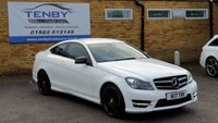 USED 2012 MERCEDES-BENZ C CLASS 2.1 C250 CDI BLUEEFFICIENCY AMG SPORT PLUS 2d AUTO 202 BHP