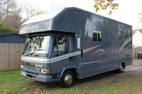 USED 2001 X DAF TRUCKS 45 SERIES FA 45.150 HORSE BOX VAN EXCELLENTLY MAINTAINED!!