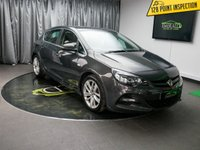USED 2014 14 VAUXHALL ASTRA 1.6 TECH LINE GT 5d 115 BHP £0 DEPOSIT FINANCE AVAILABLE, AIR CONDITIONING, AUX INPUT, BLUETOOTH CONNECTIVITY, CLIMATE CONTROL, CRUISE CONTROL, DAB RADIO, SATELLITE NAVIGATION, SPEED LIMITER, STEERING WHEEL CONTROLS, TRIP COMPUTER
