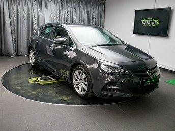 2014 VAUXHALL ASTRA 1.6 TECH LINE GT 5d 115 BHP £6800.00