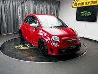USED 2010 60 ABARTH 500 1.4 ABARTH 3d 135 BHP £0 DEPOSIT FINANCE AVAILABLE, AIR CONDITIONING, BLUE & ME WITH USB, CD/MP3/RADIO, CLIMATE CONTROL, HIFI SYSTEM WITH 100W SUBWOOFER, NOVITEC EXHAUST SYSTEM, SPORT SEATS, STEERING WHEEL CONTROLS, TRIP COMPUTER