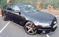 2008 AUDI A4 3.0 AVANT TDI QUATTRO S LINE 5d 240 BHP £9950.00