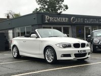USED 2012 12 BMW 1 SERIES 2.0 118D M SPORT 2d 141 BHP
