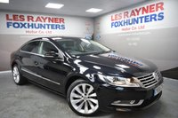 2015 VOLKSWAGEN CC 2.0 GT TDI BLUEMOTION TECHNOLOGY 4d 148 BHP £10999.00