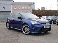 2010 FORD FOCUS 2.5 RS 3d 300 BHP £19950.00