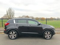 2011 KIA SPORTAGE 2.0 FIRST EDITION 5d 160 BHP £8495.00