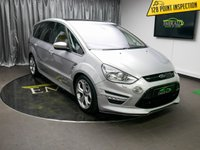 USED 2010 60 FORD S-MAX 2.0 TITANIUM X SPORT TDCI 5d AUTO 161 BHP £0 DEPOSIT FINANCE AVAILABLE, 7 SEATS, AIR CONDITIONING, BI XENON HEADLIGHTS, BLUETOOTH CONNECTIVITY, CLIMATE CONTROL, CRUISE CONTROL, DAYTIME RUNNING LIGHTS, PARKING SENSORS, PANORAMIC ROOF, STEERING WHEEL CONTROLS, TINTED WINDOWS, TRIP COMPUTER