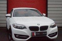 2014 BMW 2 SERIES 2.0 218D SPORT 2d 141 BHP £12995.00