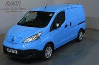 USED 2014 64 NISSAN NV200 0.0 E ACENTA RAPID PLUS 6d AUTO SWB 108 BHP AIR CON ELECTRIC VAN FREE ROAD TAX