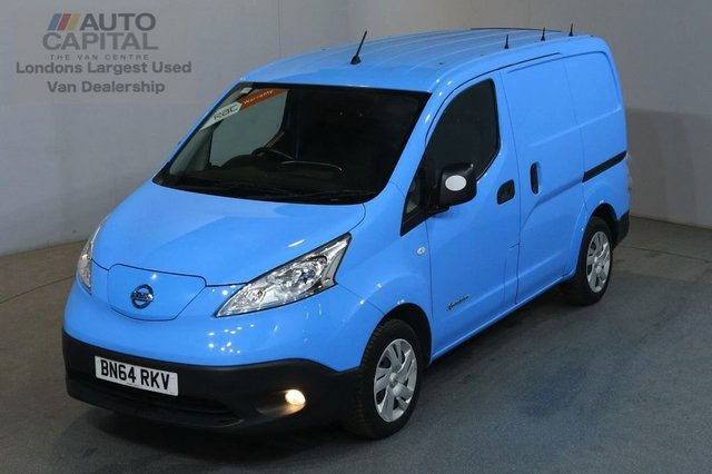 2014 64 NISSAN NV200 0.0 E ACENTA RAPID PLUS 6d AUTO 108 BHP AIRCON VAN FULL ELECTRIC FREE ROAD TAX