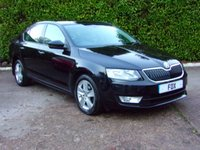 2014 SKODA OCTAVIA 1.6 SE BUSINESS TDI CR 5d 103 BHP £8475.00
