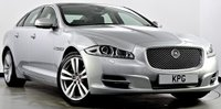 USED 2014 64 JAGUAR XJ 3.0 TD Premium Luxury SWB Saloon (s/s) 4dr Pan Roof, Camera, Soft Close +
