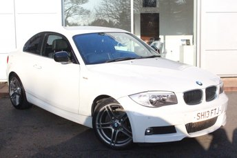 2013 BMW 1 SERIES 2.0 118D SPORT PLUS EDITION 2d 141 BHP £9750.00