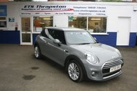 2015 MINI HATCH COOPER 1.5 COOPER 3d 134 BHP £10495.00