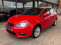 USED 2015 15 SEAT IBIZA 1.4 TOCA 5d 85 BHP 1 Owner , Full Main Dealer Service History