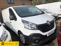 USED 2016 16 RENAULT TRAFIC 1.6 LL29 BUSINESS DCI S/R P/V 1d 115 BHP NEED FINANCE? WE CAN HELP