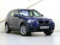 2015 BMW X3 2.0 XDRIVE20D SE 5d AUTO 188 BHP [£6K OPTIONS] £18944.00