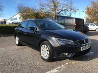 2016 SEAT LEON 1.2 TSI SE TECHNOLOGY DSG 5d AUTO 110 BHP £8495.00